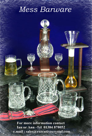 Mess Barware